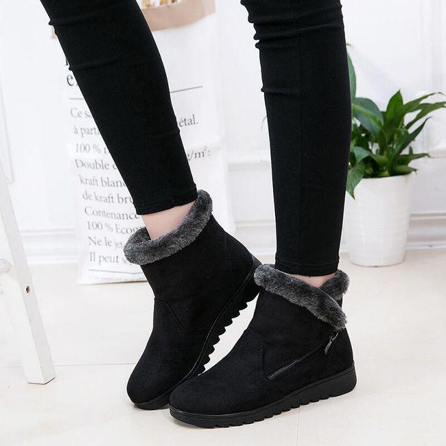 Visoke zimske cipele  1