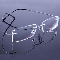 Szemüveg keret nélküli, színes oldalakkal