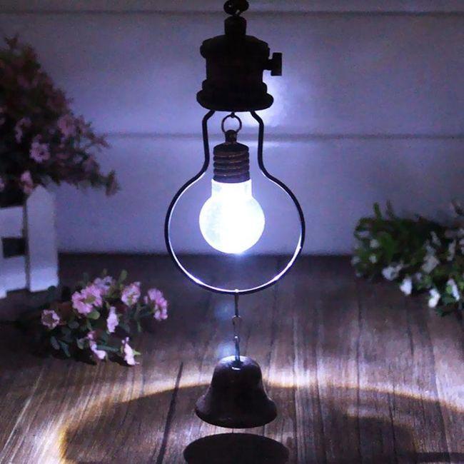 Venkovní světlo se zvonečkem 1