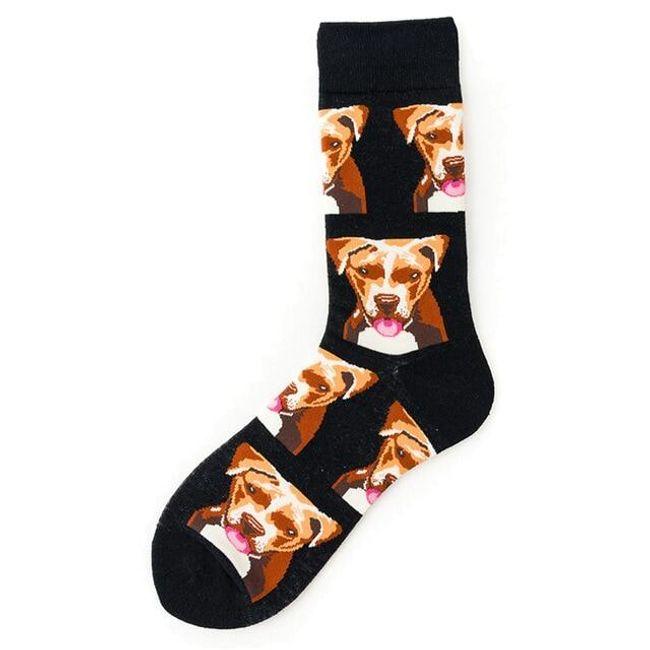 Unisex ponožky Daia 1