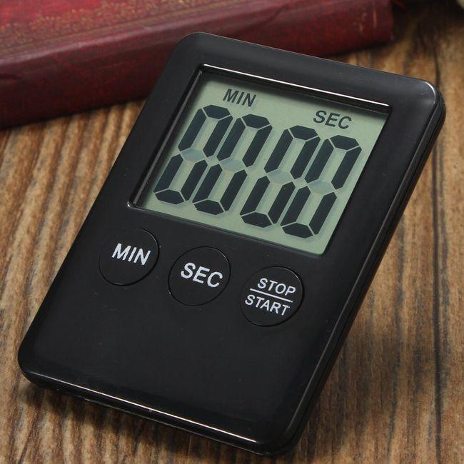 Cronometru digital cu afișaj LCD 1
