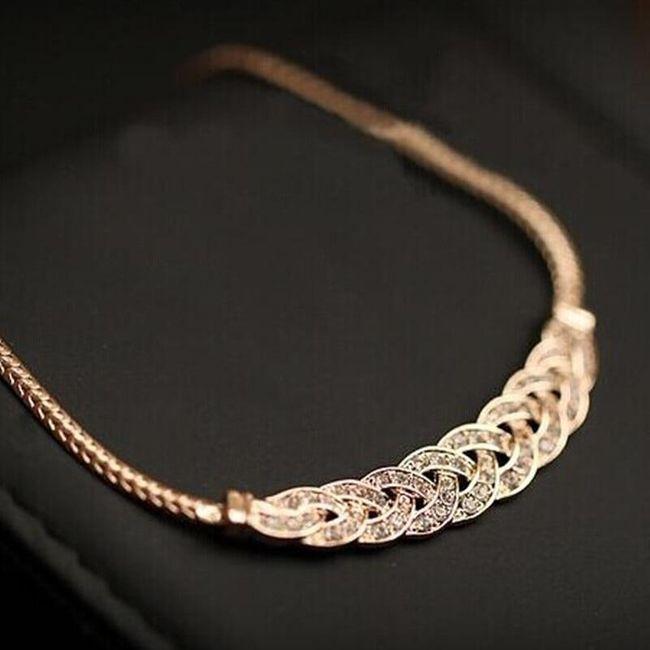 Dámský náhrdelník JW30 1