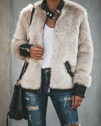 Bayan kışlık ceket Ronty