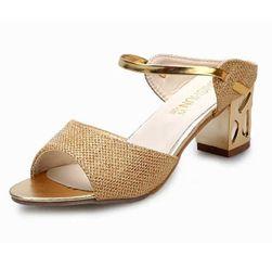 Pantofi cu toc de damă Enrichetta