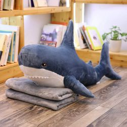 Plyšový žralok BZ2
