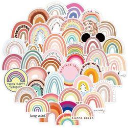 Sticker set Rainbow