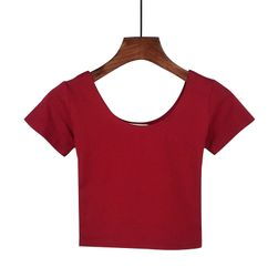 Женская футболка с короткими рукавами Maffa