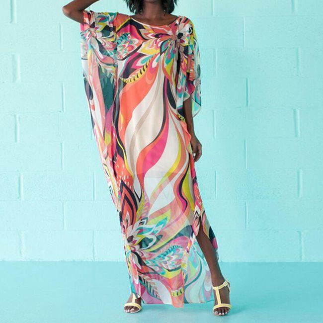 Dugačka haljina Iris 1