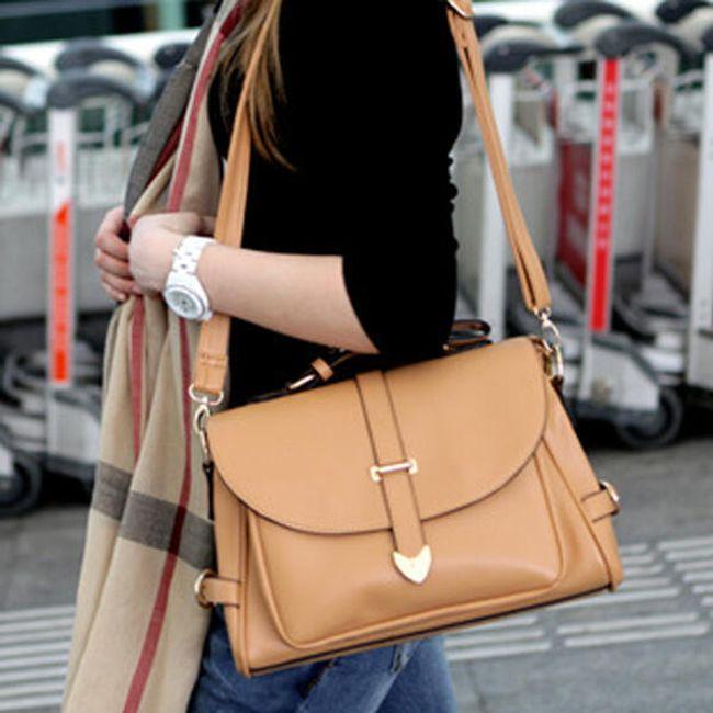 Женская сумочка разных цветов 1