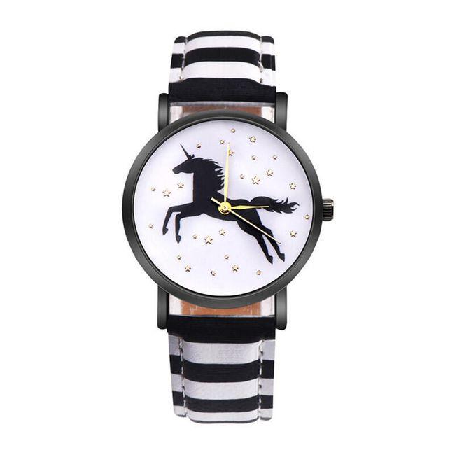 Dívčí hodinky s jednorožcem - 11 variant 1