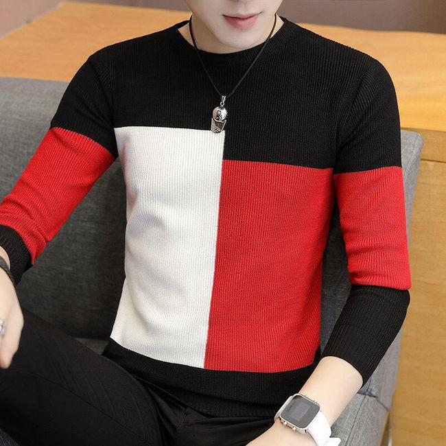 Męski sweter Axel 1