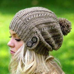 Ženska zimska kapa sa kikicom Stephanie