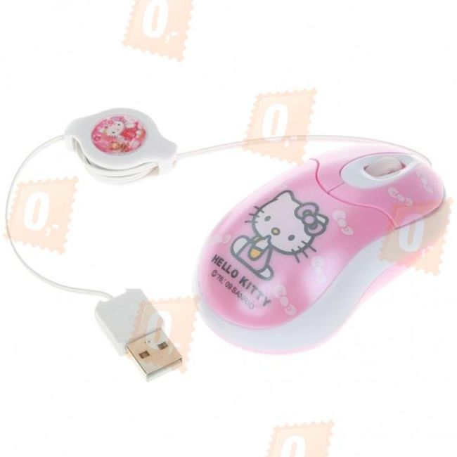 Optická myš s motivem Hello Kitty 1