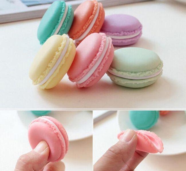 Cutie mică de depozitare în formă Macarons 1
