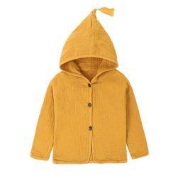 Lány kabát W74