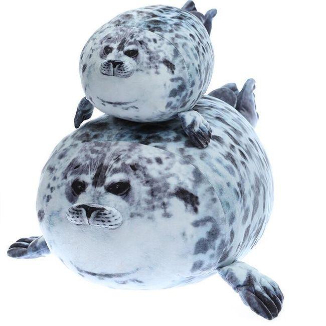 Pluszowa foka Seal 1