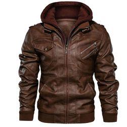 Férfi kabát Kase Hnědá - L
