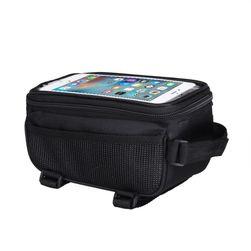 Цилкистическа чанта за рамката на велосипед - 4 варианти