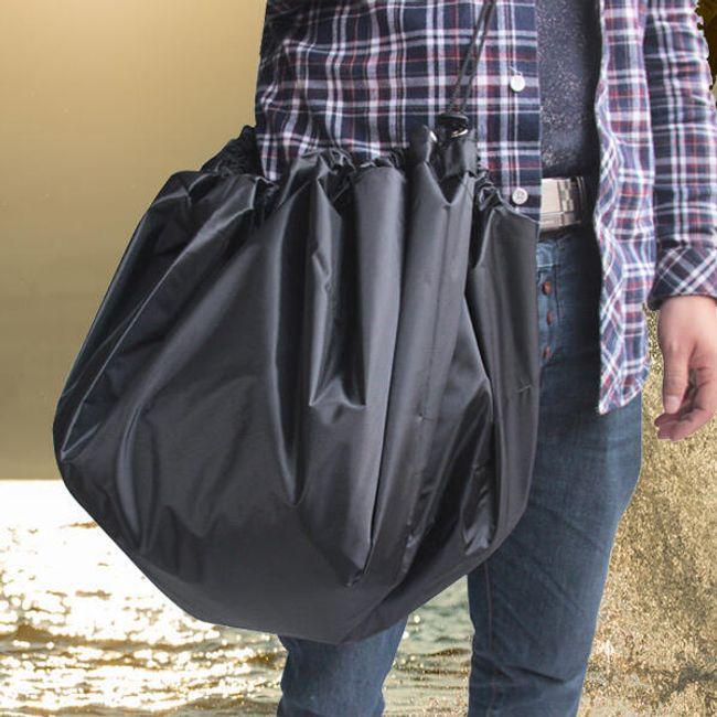 Водонепроницаемая сумка  - черный 1