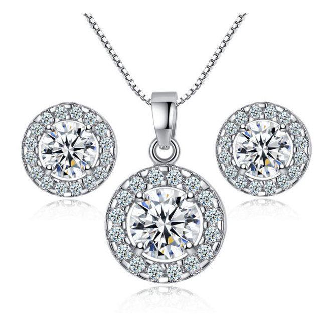 Komplet biżuterii TN1042 1