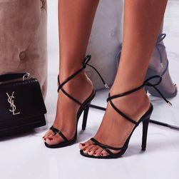 Dámské boty na podpatku H4