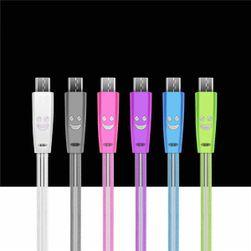 Nabíjecí USB kabel s LED světlem