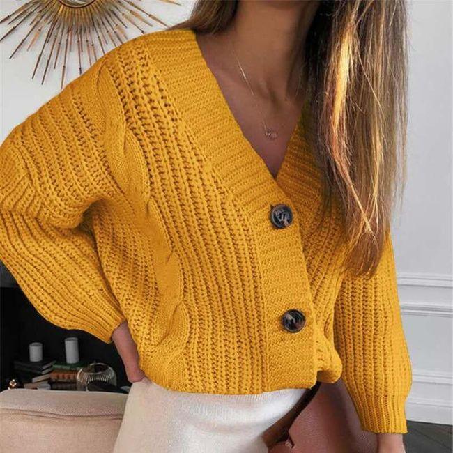 Damski sweter Wd45 1