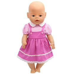 Šaty pro panenky - 9 variant