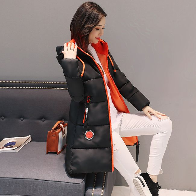 Dámský zimní kabát Mia 1