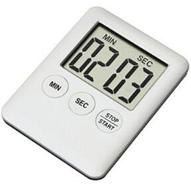 Digitalna LCD kuhinjska štoperica 1