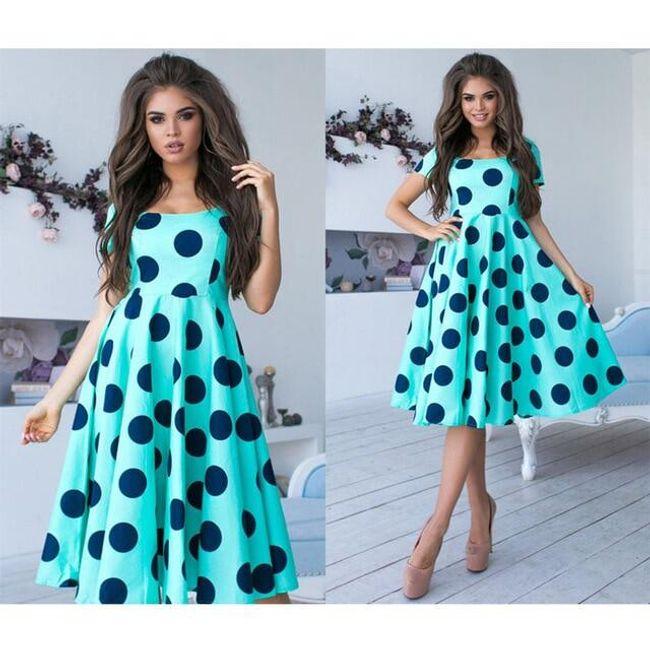 Летнее платье Reanna 1