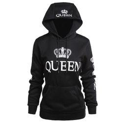 Кралица и крал - суитчър за двойки 7_Дамски_размер 2