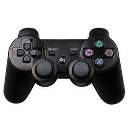 Manetă  wireless pentru PS3 - negru