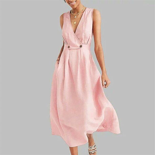 Dámské šaty TF6840 1