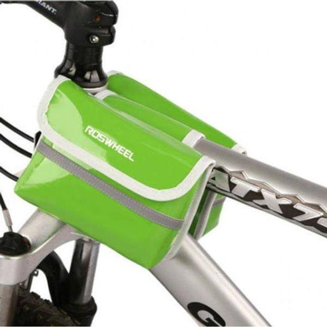Двойна чанта за велосипед 1