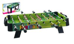 Kopaná/Fotbal společenská hra 71x36cm dřevo kovová táhla s počítadlem v krabici 67x7x36cm RM_00311648