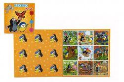 _Pexeso Krtko a sýkorka 2x18 kartičiek spoločenská hra RM_10708087