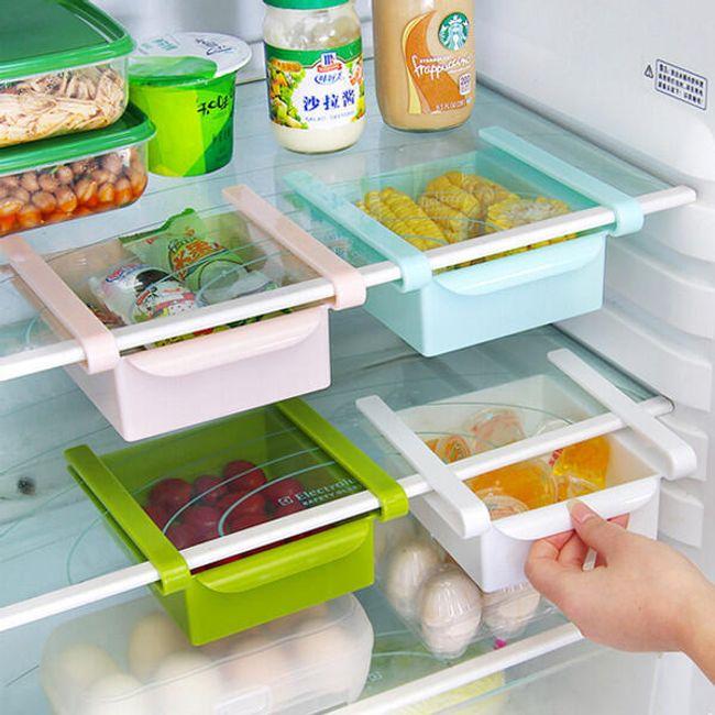 Přídavný šuplík do lednice 1