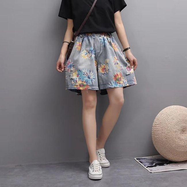 Női rövidnadrág Norolina