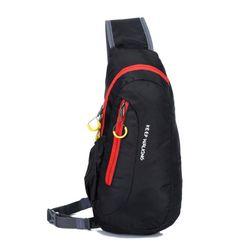 Sportowy plecak na jedno ramię - 4 kolory