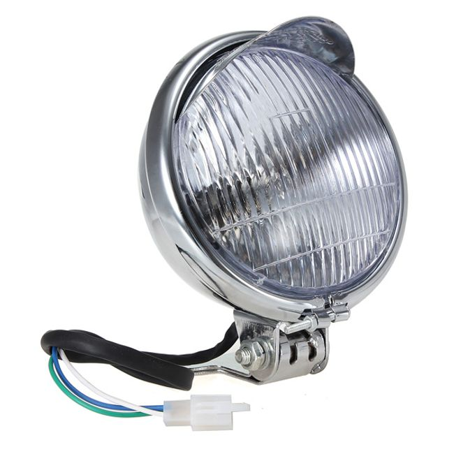 Okrugli 12V reflektor za motocikl 1