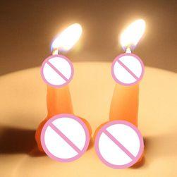 Свечка для торта MS2