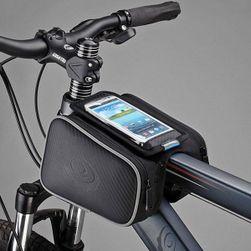 Torba rowerowa z miejsce na telefon komórkowy