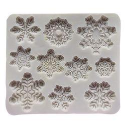 Silikonski kalup Snowflake