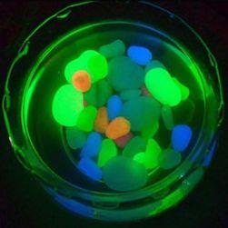 Świecące sztuczne kamienie do akwarium MLJ2
