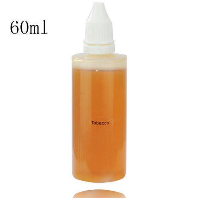 60ml E-liquid, příchuť Tabák, vysoký obsah nikotinu 1