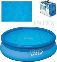 Plachta solární bazénová 244cm pro bazény Easy modrá 29020 SR_DS27403995