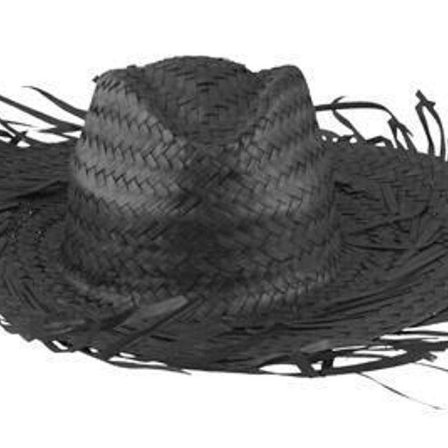 Соломенная шляпа Сомбреро  1