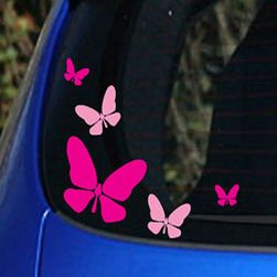 Nalepnica za auto Mariposa