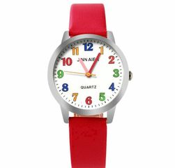 Prosty zegarek dla dzieci - 6 kolorów